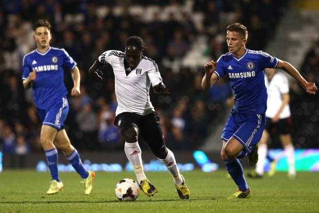 Fulham vs Chelsea, Ones to Watch: 5 Stars of the FA Youth Cup Final, First Leg