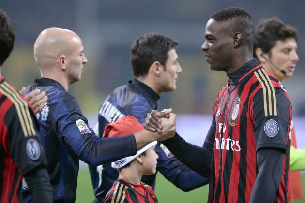 AC Milan vs. Inter: 10 Players Who Played for Both Sides