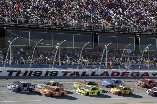 Biggest NASCAR Storylines to Watch Ahead of Sprint Cup Series at Talladega