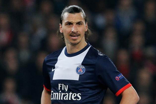 10 Little-Known Facts About Paris Saint-Germain Forward Zlatan Ibrahimovic