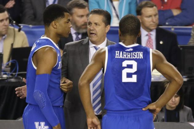 Kentucky Basketball: 5 Early Storylines from Wildcats' 2015 Recruiting Trail