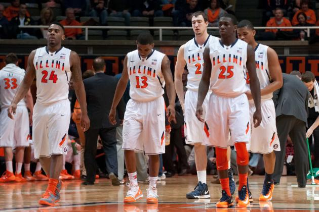 Illinois Basketball: Strengths and Weaknesses of 2014-15 Fighting Illini Roster