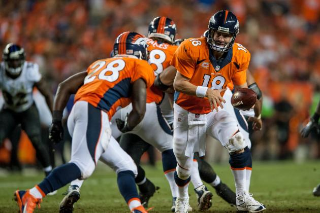 Projecting the Denver Broncos Starting Lineup Before the 2014 NFL Draft