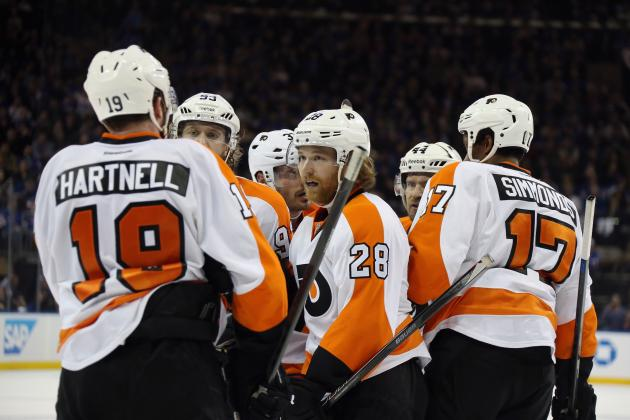 Final Report Card for Philadelphia Flyers' 2013-14 Season