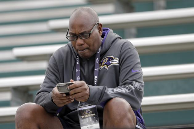 Realistic Draft-Day Trade Possibilities for the Baltimore Ravens