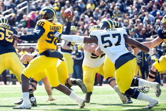Michigan Football: Final Winners and Losers from Spring Ball