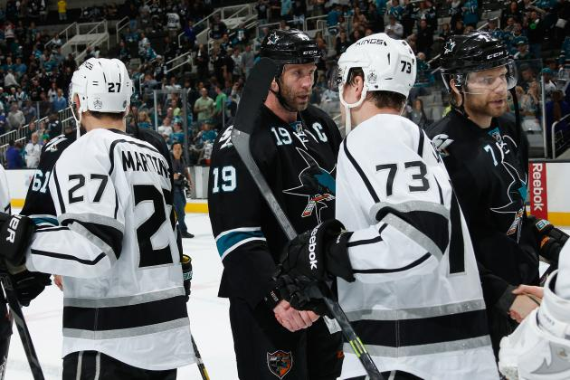 Complete Guide to the San Jose Sharks' 2014 Offseason