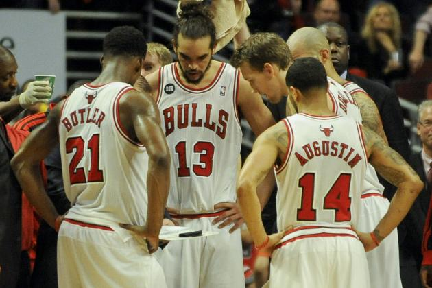 Realistic 2014 Free-Agency Targets for the Chicago Bulls