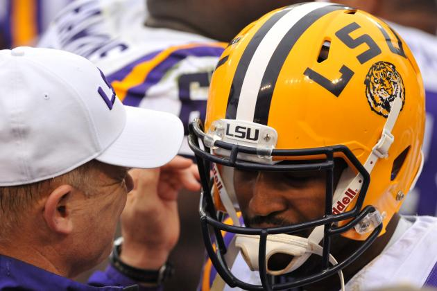 LSU Football: Projecting Post-Spring 2-Deep Depth Chart