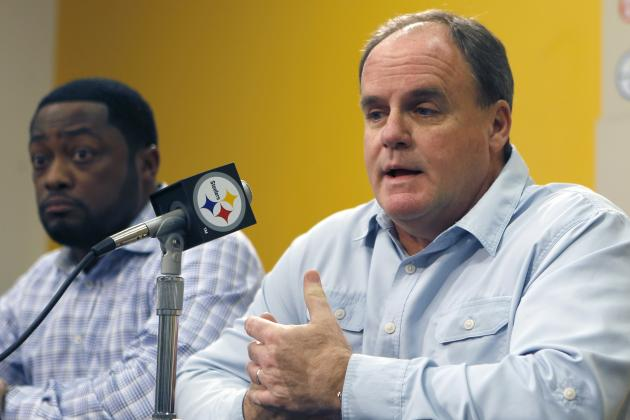 Realistic Draft-Day Trade Possibilities for the Pittsburgh Steelers