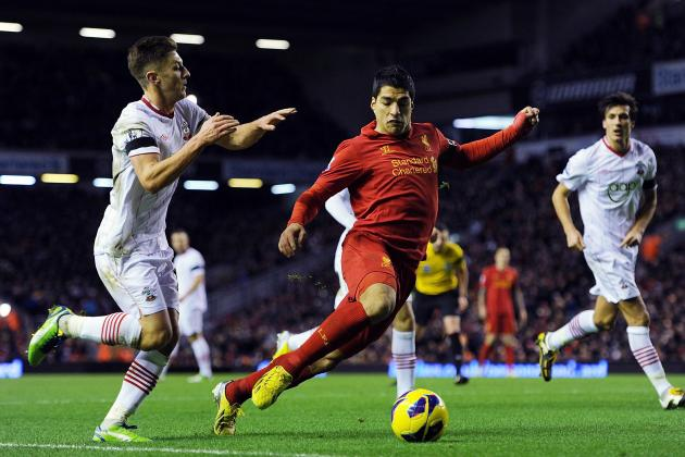 Paper News and Gossip: Real Madrid Target Luis Suarez, Lallana Chooses Liverpool