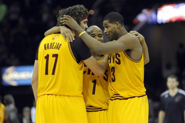 Checklist for Cleveland Cavaliers to Get Back to the NBA Playoffs Next Season