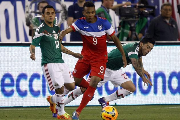 5 Reasons Why Julian Green Should Make USA World Cup Squad