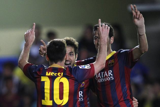 Power Ranking the Top 20 European Clubs as Chelsea, Barcelona Rise, Schalke Drop