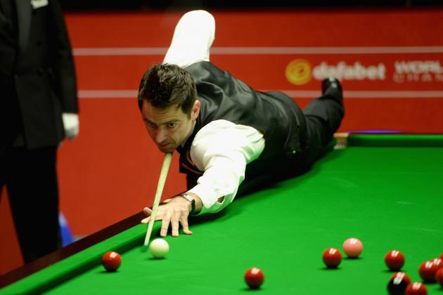 World Snooker Championship 2014: Quarter-Final Scores, Results, Fixtures, More