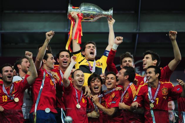 Predicting the Spain Squad 40 Days from the 2014 World Cup