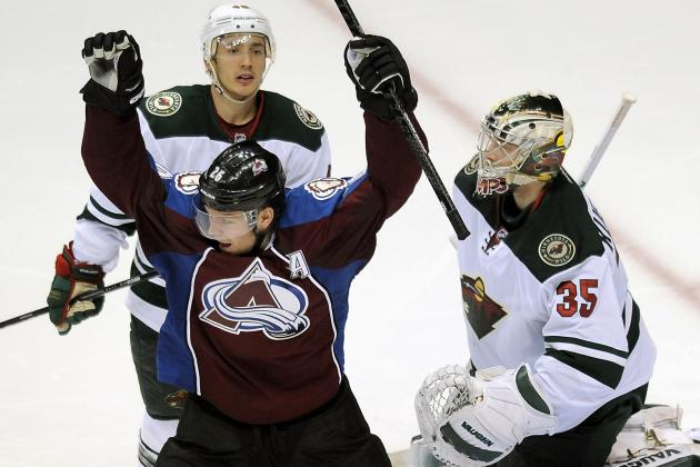 Wild vs. Avalanche Game 7: Preview and Prediction for NHL Playoff Series Finale