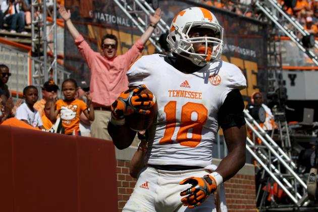 Tennessee Football: Projecting the Volunteers' Post Spring 2-Deep Depth Chart