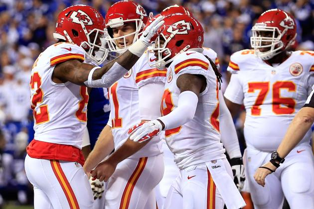 Kansas City Chiefs: Projected 2014 Lineup and Position Grades