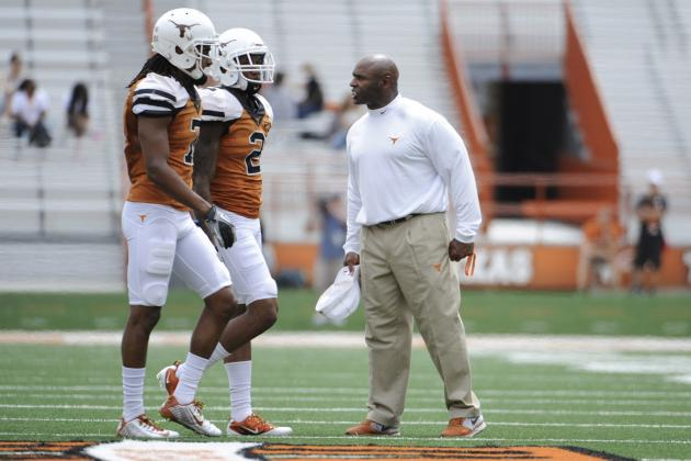 Texas Football: Final Winners and Losers from Spring Ball