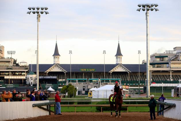 Kentucky Derby 2014: Who's Hot, Who's Not as the Run for the Roses Looms?