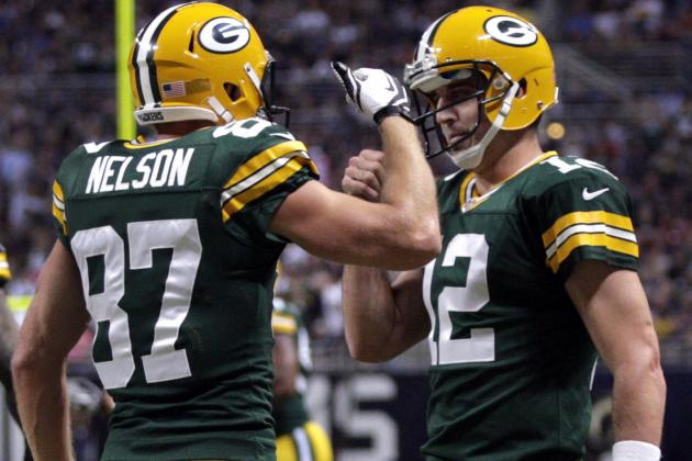 Early Stat Projections for Green Bay Packers' Top Impact Players