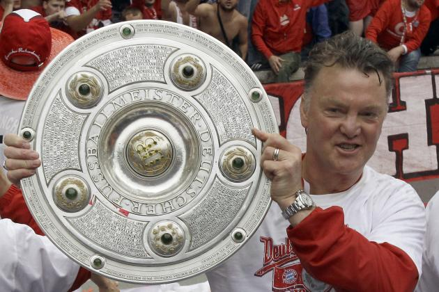 Ranking Louis Van Gaal's Greatest Achievements in Management