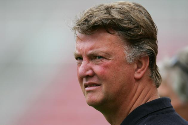 Ranking Louis Van Gaal's Greatest Achievements in Management ...