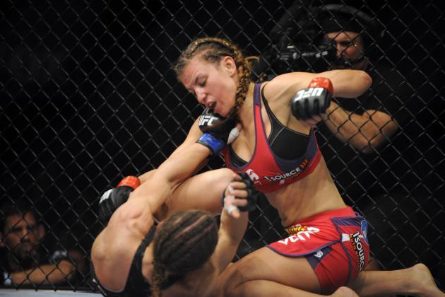 B/R Women's MMA Rankings, May 2014
