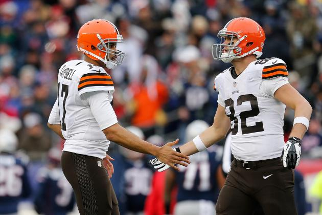 Cleveland Browns Ultimate 2014 Draft Primer