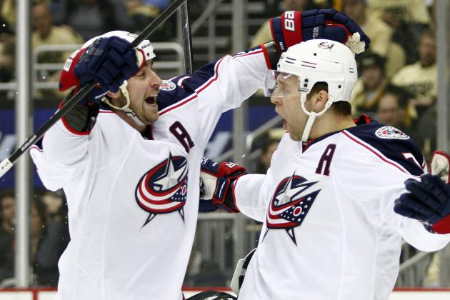 Final Report Card for Columbus Blue Jackets' 2013-14 Season