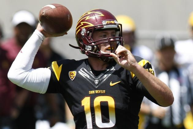 Power Ranking Every Pac-12 Quarterback, Post-Spring Practice