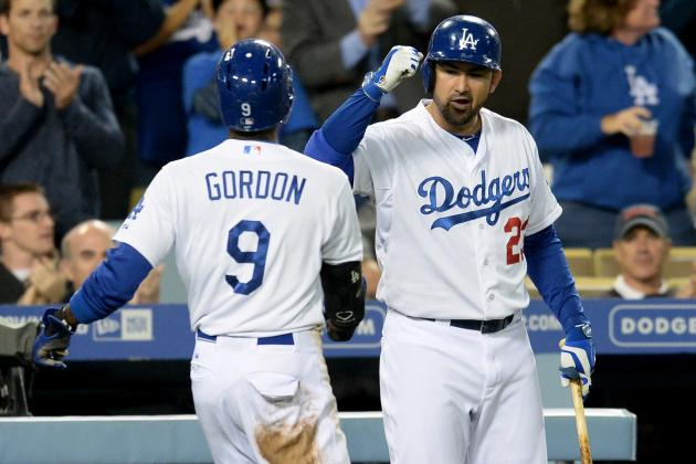 Dodgers' Biggest Winners and Losers for the Month of April
