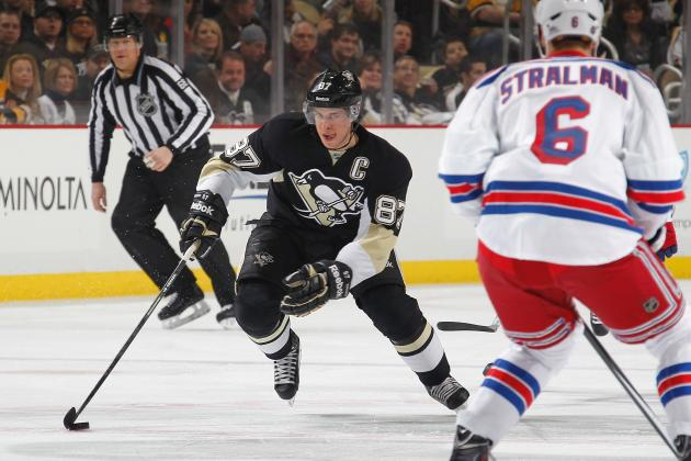 Penguins vs. Rangers: Preview and Prediction for NHL Playoffs 2014 Matchup