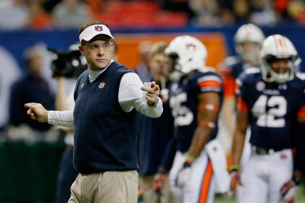 Auburn Football: Projecting Post-Spring 2-Deep Depth Chart