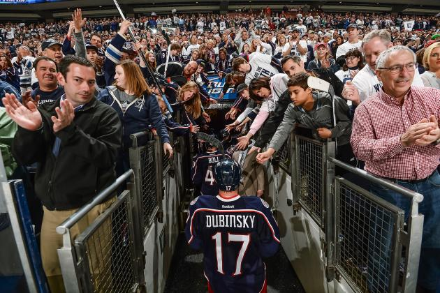 Complete Guide for Columbus Blue Jackets' 2014 Offseason