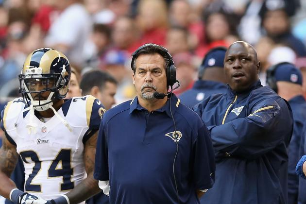 Projecting St. Louis Rams' Starting Lineup Post 2014 NFL Draft
