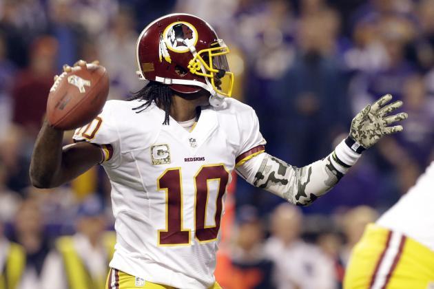 Predicting Washington's Two-Deep Depth Chart Pre-2014 NFL Draft