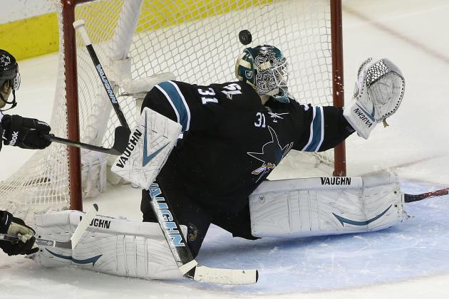 The Biggest Underachievers so Far in the 2014 NHL Playoffs