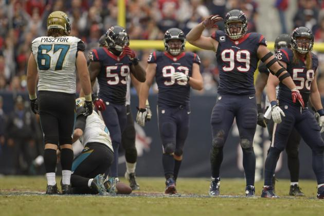 Projecting Houston Texans Starting Lineup Pre-2014 NFL Draft