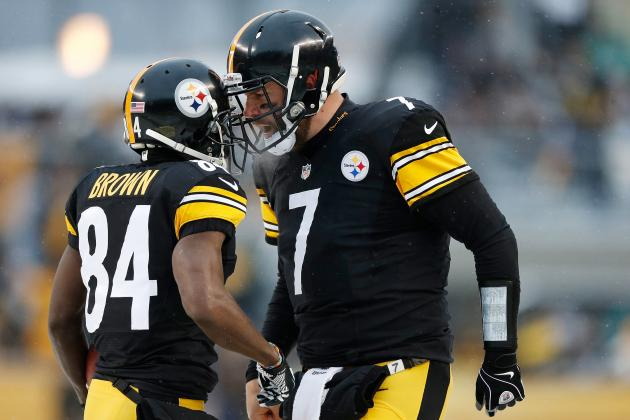 Early Stat Projections for Pittsburgh Steelers' Top Impact Players