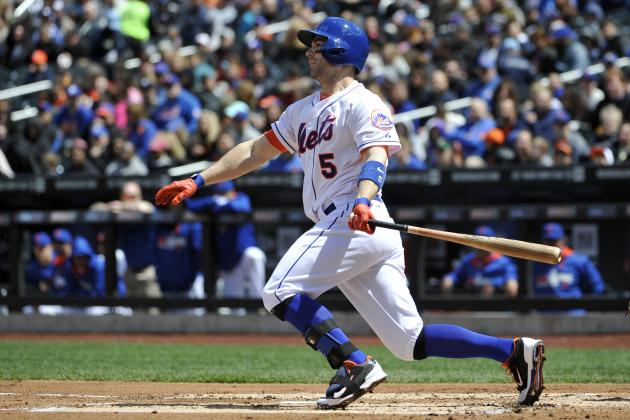 New York Mets' Biggest Winners and Losers of the Month of April