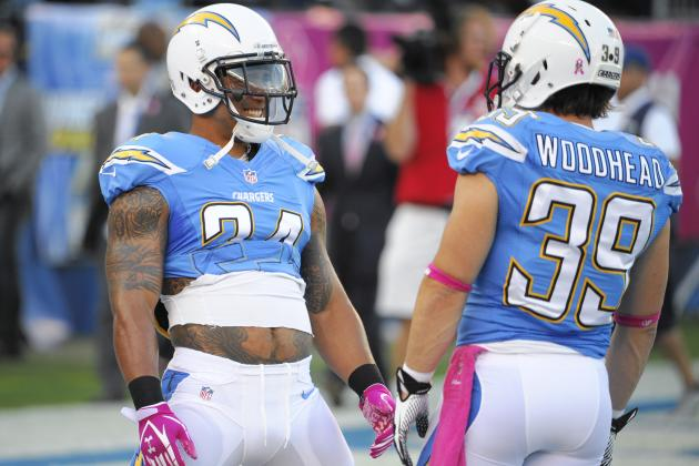 Projecting San Diego Chargers' Starting Lineup Pre-2014 NFL Draft
