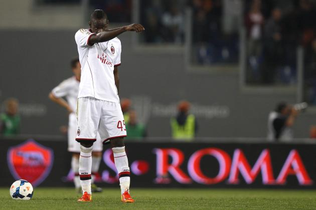 Europe's Biggest Under-Achieving Clubs: AC Milan Lose Again, Hamburg Fight Drop