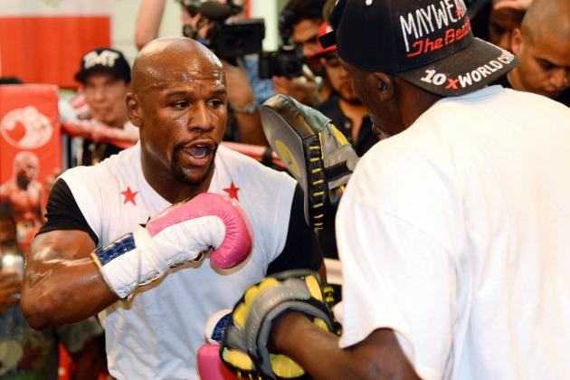 Ranking the 10 Best Victories of Floyd Mayweather's Career