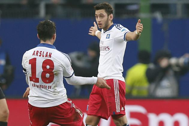 Drmic, Calhanoglu and More: The Bundesliga's Best Relegation Buys