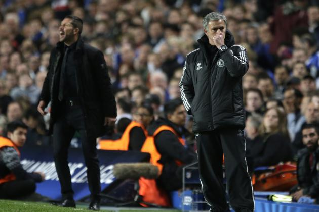 Winners and Losers from Champions League Semi-Finals: Mourinho 0, Madrid 2