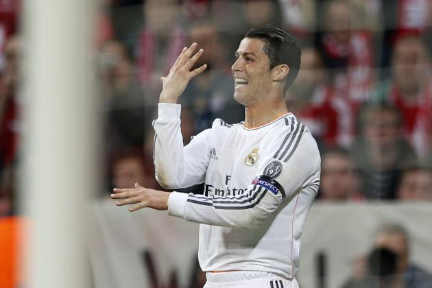 8 Insane Cristiano Ronaldo Stats No One Talks About