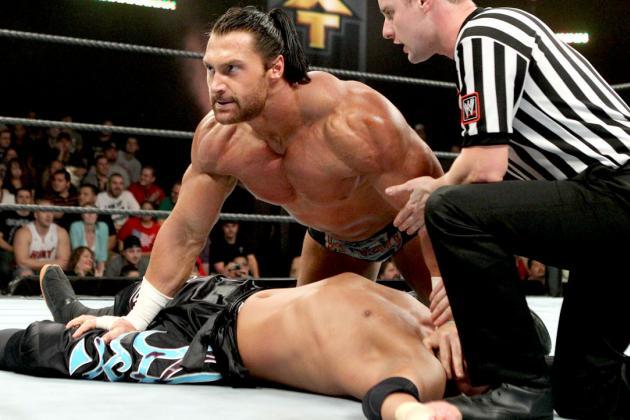 Mason Ryan, KENTA and Latest WWE NXT Developmental News