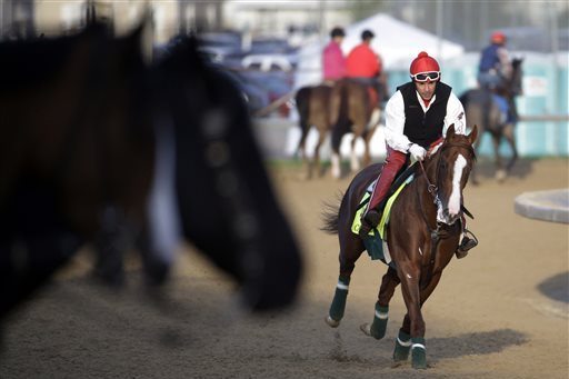 Triple Crown 2014: Power Ranking the Horses Ahead of the Kentucky Derby